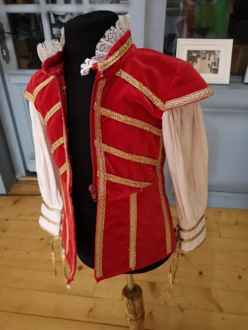costum  carnaval  Dinastia Tudor's