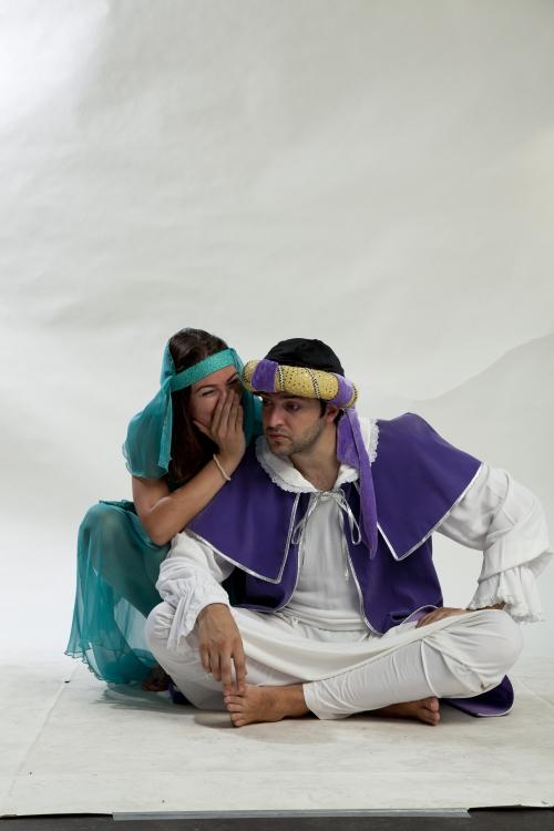 costume orientale