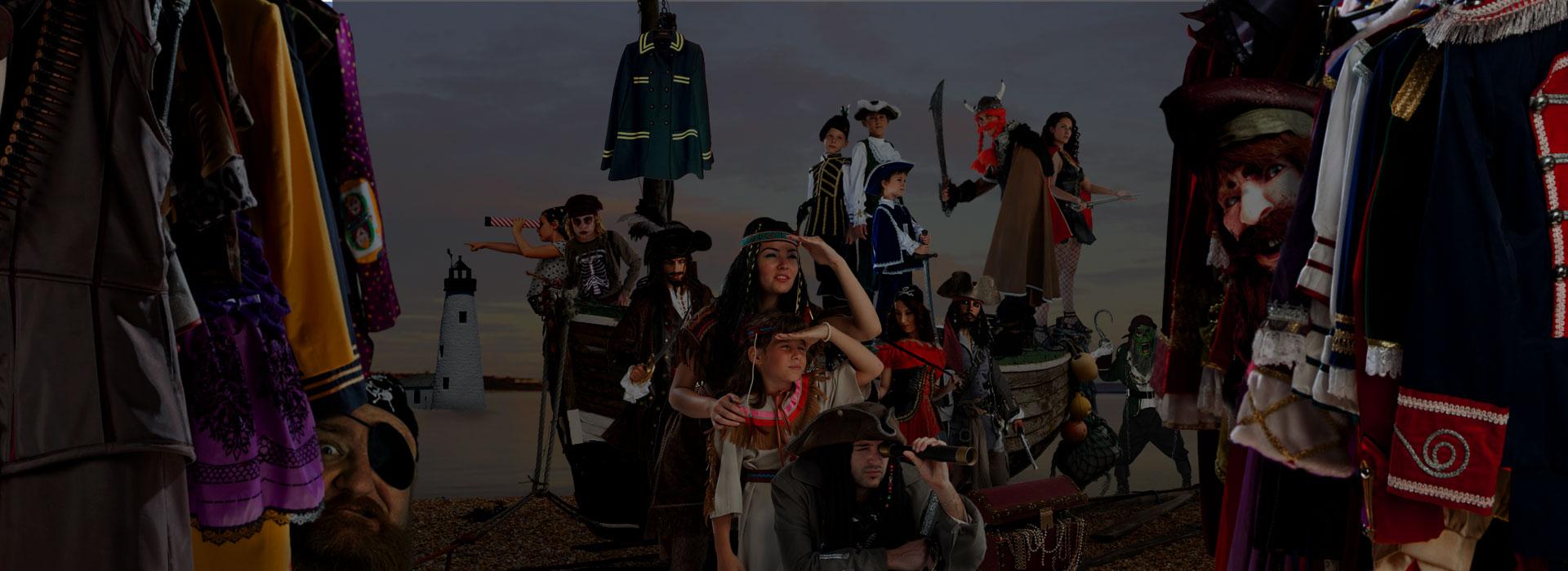 Costume pirați